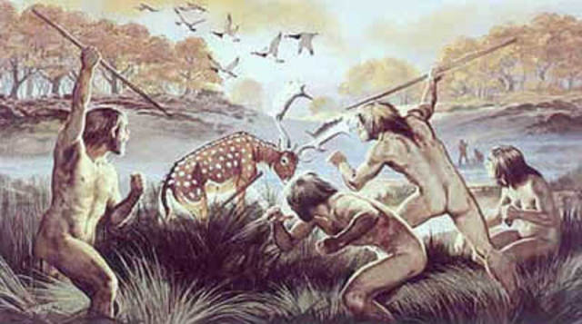 End Of The Paleolithic Age