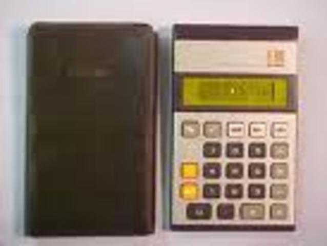 The Handheld Calculator