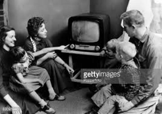 Crecimiento de la televisión