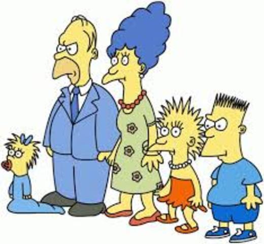Estreno de los Simpsons