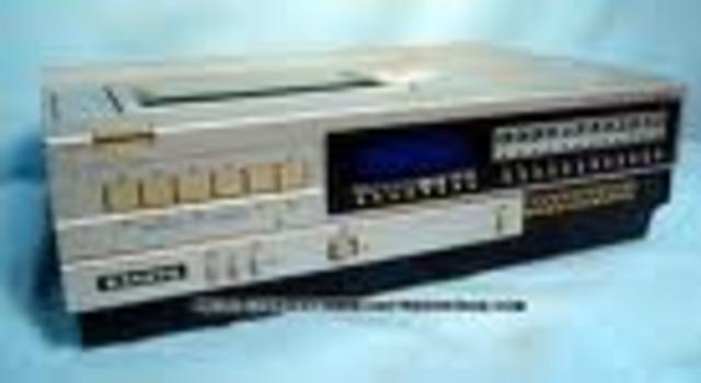 The Video Cassette Recorder