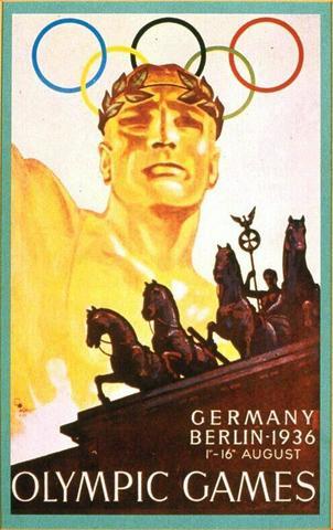 Del 1 al 16 de Agosto de 1936 se celebran los Juegos Olímpicos de Verano en Berlín. Se retiran los letreros anti-judíos hasta una vez concluidas las Olimpiadas. Los Juegos Olímpicos fueron un éxito para la propaganda del estado nazi.