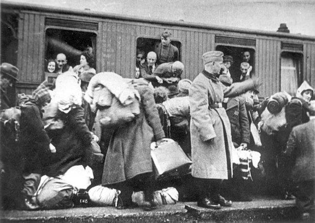 26.000 judíos alemanes son enviados a campos de concentración.