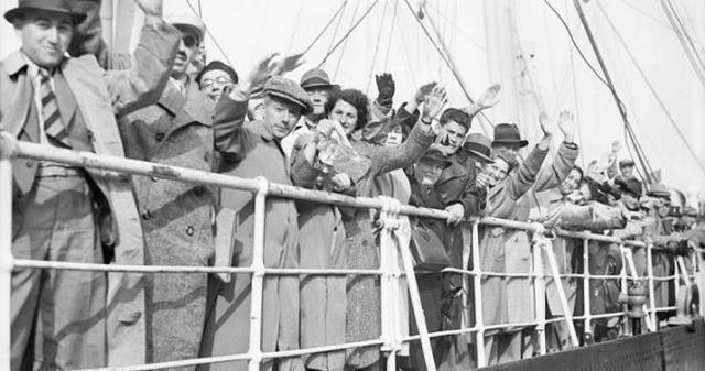 Del 13 de Mayo al 17 de Junio de 1939: Cuba y los Estados Unidos rechazan a más de 900 refugiados, casi todos judíos, que viajaban en el crucero St. Louis, forzándolos a volver a Europa.