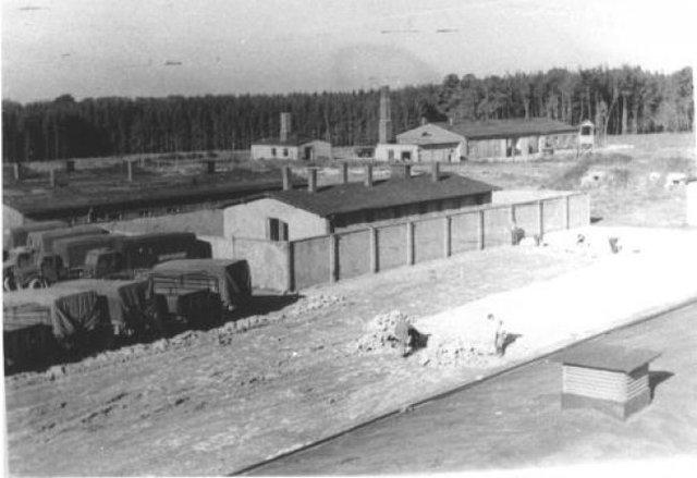 Se abre el campo de concentración de Niederhagen (Alemania)