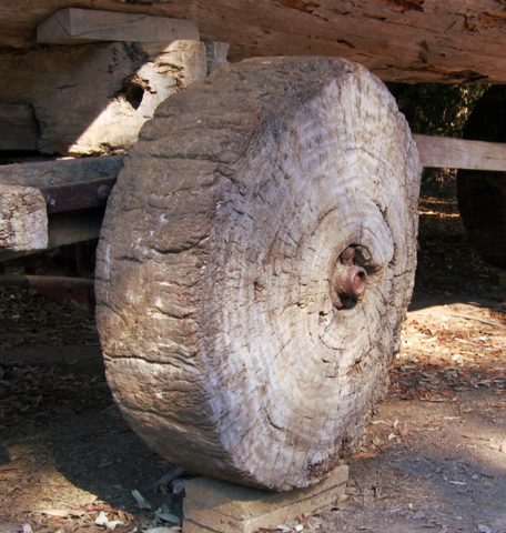 Early Use of the Wheel