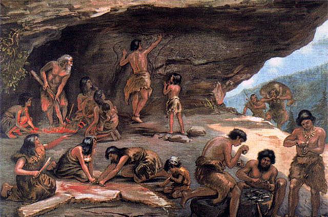 Paleolithic Age (End)