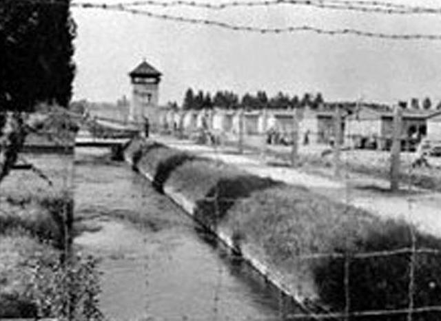 Se cierra el campo de concentración y tránsito de Vaivara (Estonia)