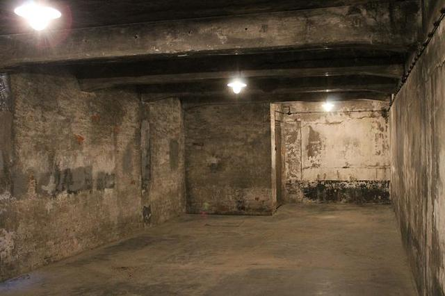 Se usan por última vez las cámaras de gas en el campo de exterminio de Auschwitz (Polonia)
