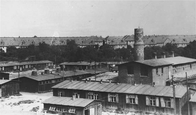 Se evacua el subcampo de concentración de Gross Rosen (Polonia)