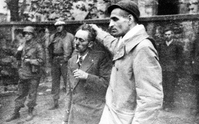 Las tropas norteamericanas liberan el subcampo de concentración de Dora Mittelbau (Alemania) y las rusas liberan el campo de concentración de Stutthof (Polonia)
