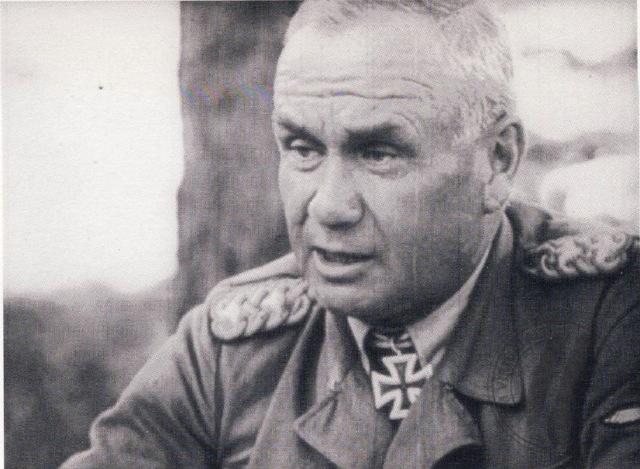 Es ahorcado el General Friedrich Jeckln en el ghetto de Riga (Letonia)