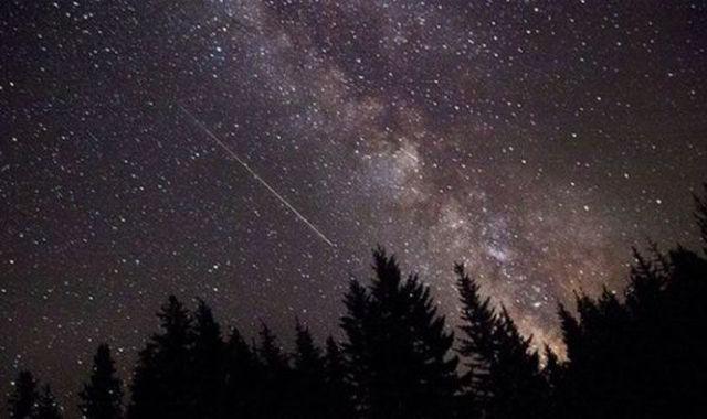 Ursids Meteor Shower.
