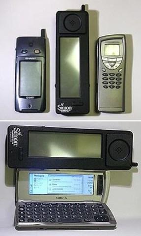 O primeiro smartphone