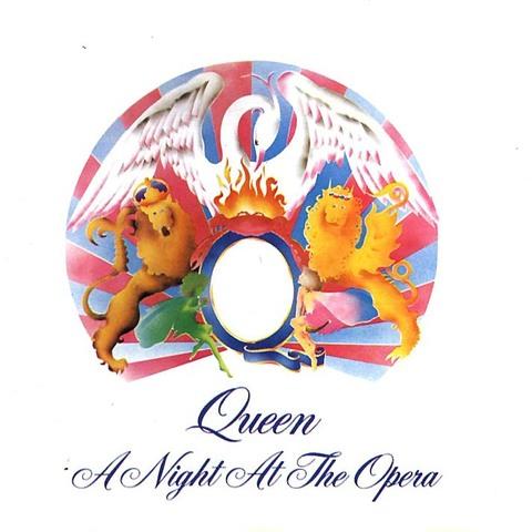 Aparicion album Una Noche en la Opera