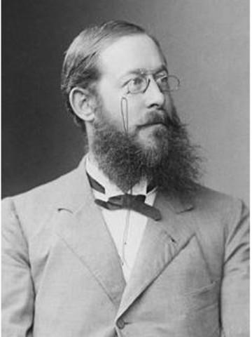 E. Fiches y Joseph von Mering