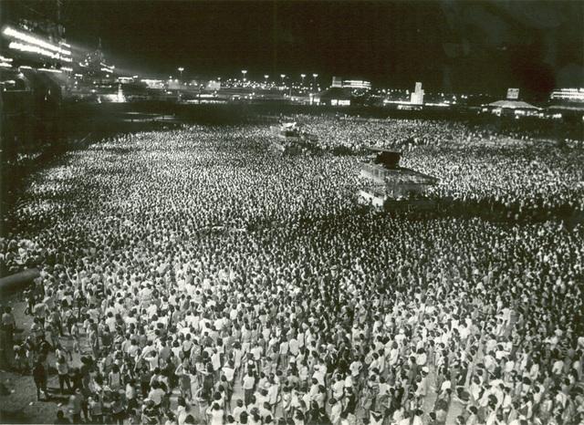 Primera edicion festival Rock in Rio