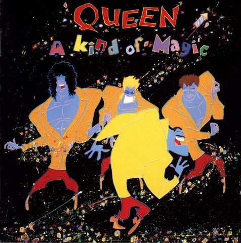 Aparicion album A kind of magic