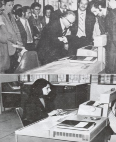 Primer Centro de Computo