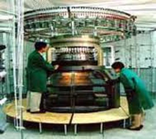 Primer generador de energía