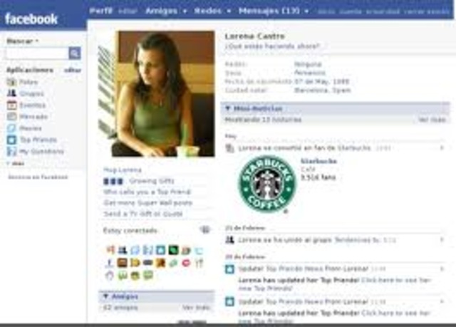 exito de facebook como plataforma