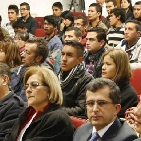 Estudiante de FESAD - Esteban B. Hernández