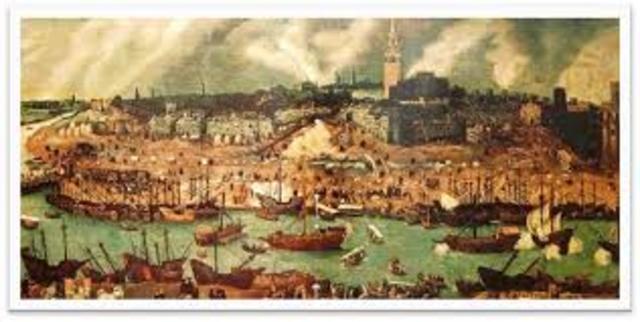 Inglaterra del Siglo XVII