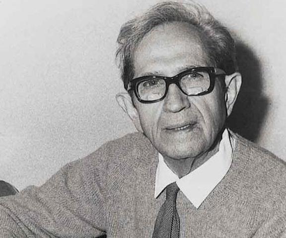 Albert Claude observa microsomes