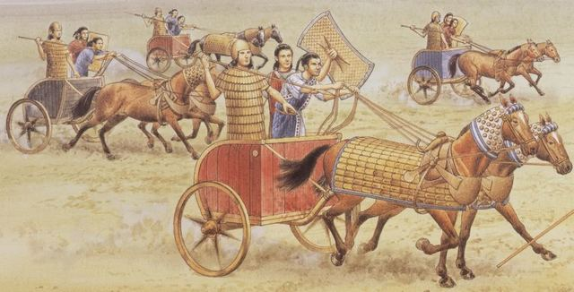 Development of War Chariots