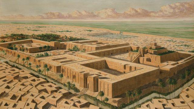 Emergence of Sumerian City-States (~2350 BC)