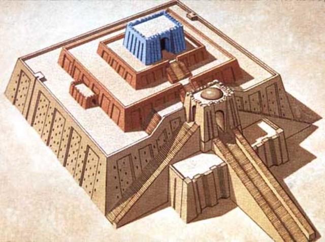 Construction of Ziggurats