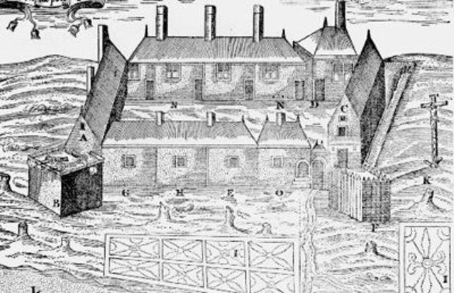 Creation of Port Royal
