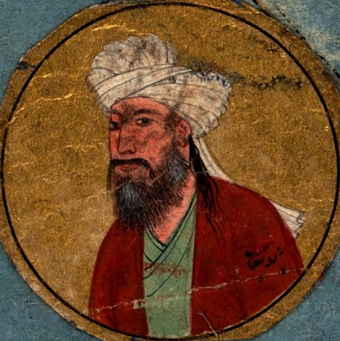 Death of Muhammad`s Grandfather
