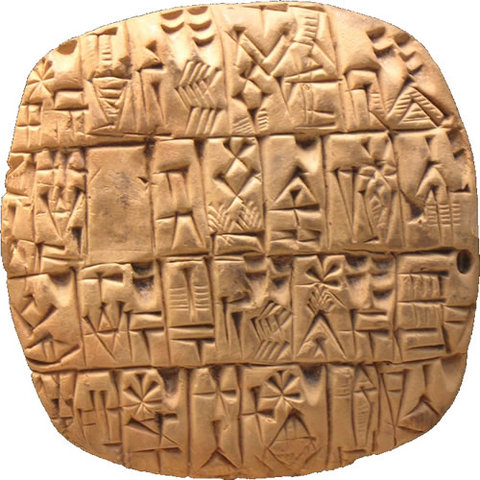 Creation of Cuneiform