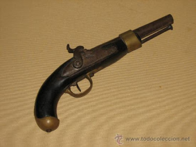 Las armas de fuego