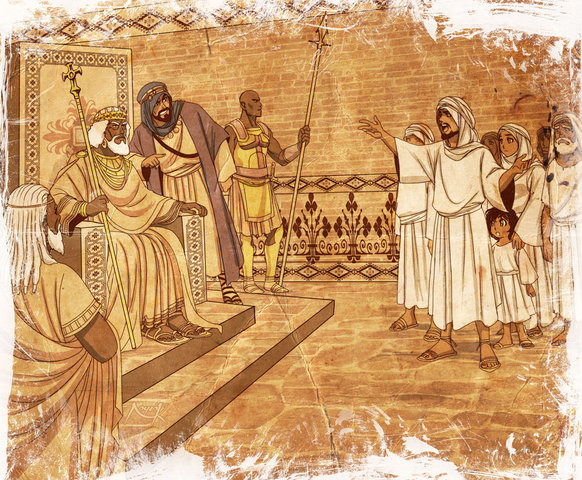 Muhammad sent some Muslims to seek refuge in Abyssinia