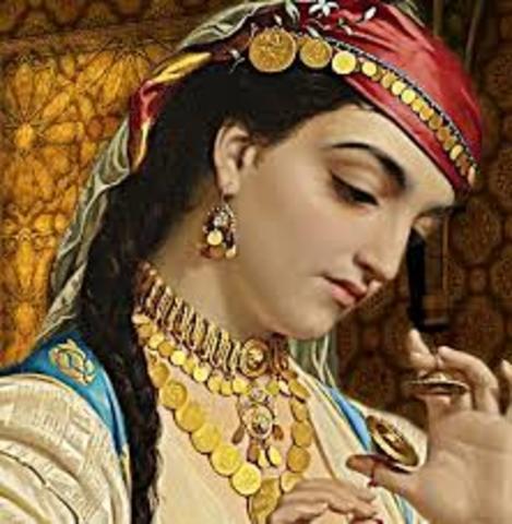 Khadija dies