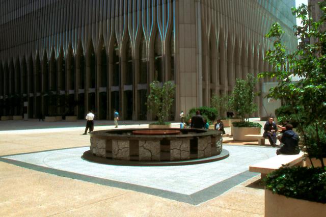 Memorial Dedicated to Bombing Victims