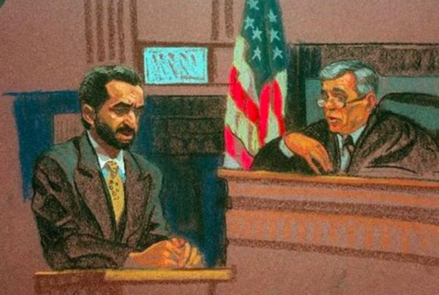 Judge Sentences Ramzi Yousef