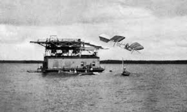 Samuel Langley's Airplane