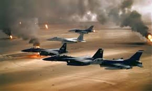Desert Storm (Gulf War)
