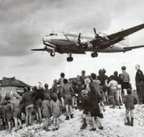 The Berlin Airlift Operations