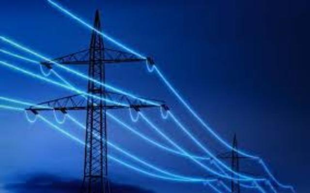 la energia eletrica
