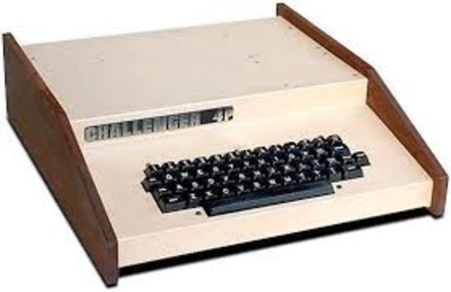 el teclado de computadora