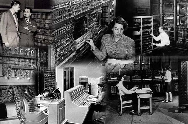computadora de primera generacion