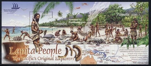 The Lapita People