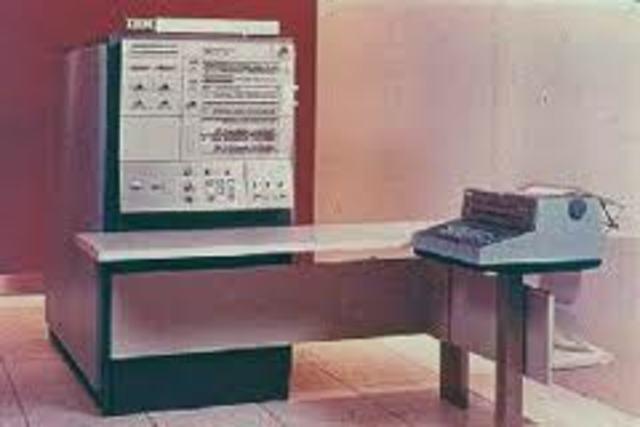 computadora de tercera generacion