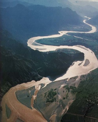 The Yellow and Yangzi River Valleys