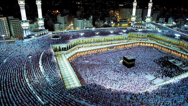 Muhammad makes his last Hajj