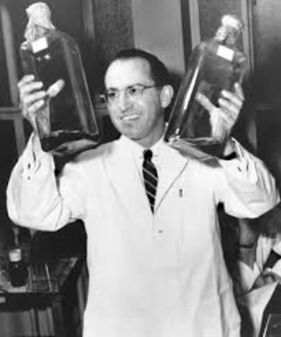 Polio Vaccine in Pittsburgh